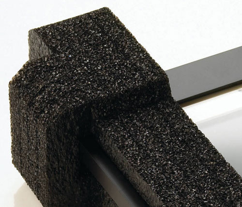 An image of some foam